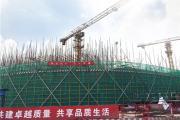 乐清正大城商业综合体取得建筑工程施工许可证