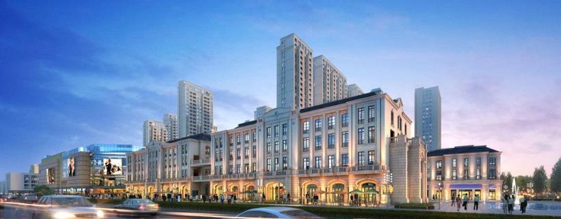 天元广场商业40年住宅70年