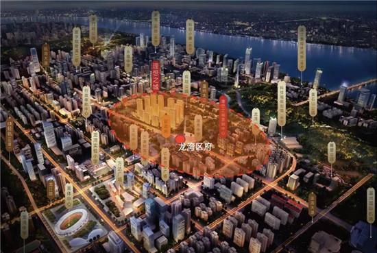 理想之城项目近期将开放工地实景样板房