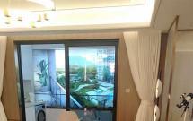 东厦未来城 边套140平.四开间朝南.外墙铝板钢挂.均价11000左右.一手直签