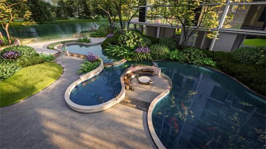 绿城再刷豪宅尺度,建面约330㎡环景大平层